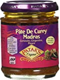 Patak's Pâte Curry Madras 165 g