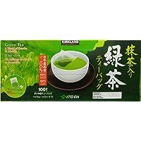 100 Tea Bags / 150g., Original GREEN Tea, ITO EN, Kirkland Signature. Made in JAPAN