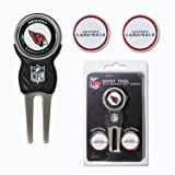Team Golf NFL Arizona Cardinals Divot Tool with 3