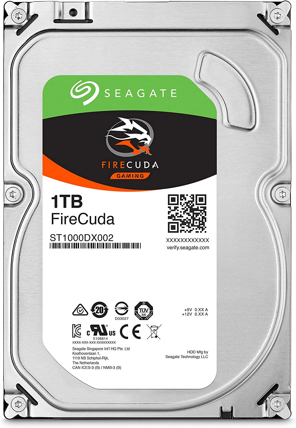 Seagate 250GB 7200RPM SATA III 6Gb//s di cache 8MB HDD DISCO RIGIDO 3.5/""