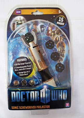 Character Options Doctor Who - Proyector de imágenes: Amazon.es ...