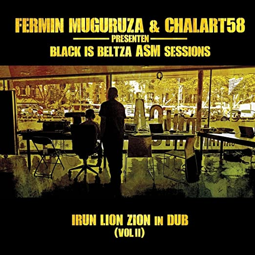 Black Is Beltza Asm Sessions    Cd