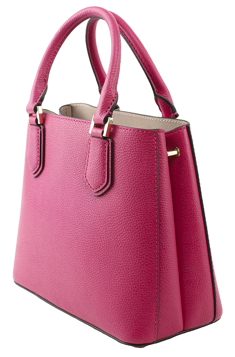 03bfb703bd3aee Amazon.com: MICHAEL Michael Kors Women's Adele Ruben Red Hot Pink Mercer  Medium Messenger Bag, Style MK-35T8GAFM2L: Shoes