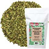 Peppermint Tea Leaves Organic, Loose Leaf Bulk Known For Calming Properties, Organically Grown 150gm or 5.29oz