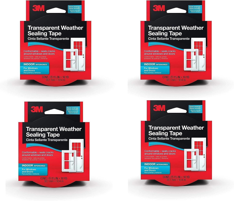 3m Weather Sealing Tape 1-1//2 X 30