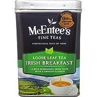McEntee's Irish Breakfast Tea 500g Tin - vakkundig gemengd in Ierland. Een traditionele Ierse melange van thee uit…
