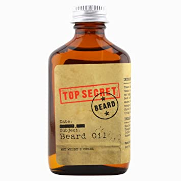 Beard Oil for Men - Leave-In Conditioner - Relieves From Itchiness & Helps With Beard Growth -...