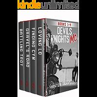 Devil's Knights MC: Books 1-4