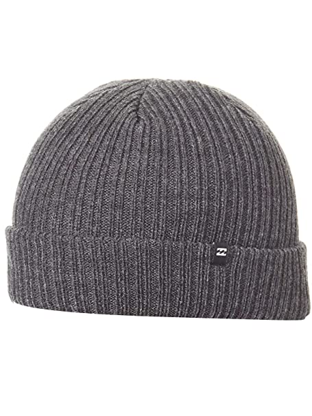 f4fd5788127 Image Unavailable. Image not available for. Color  Billabong Black Heather Arcade  Beanie ...