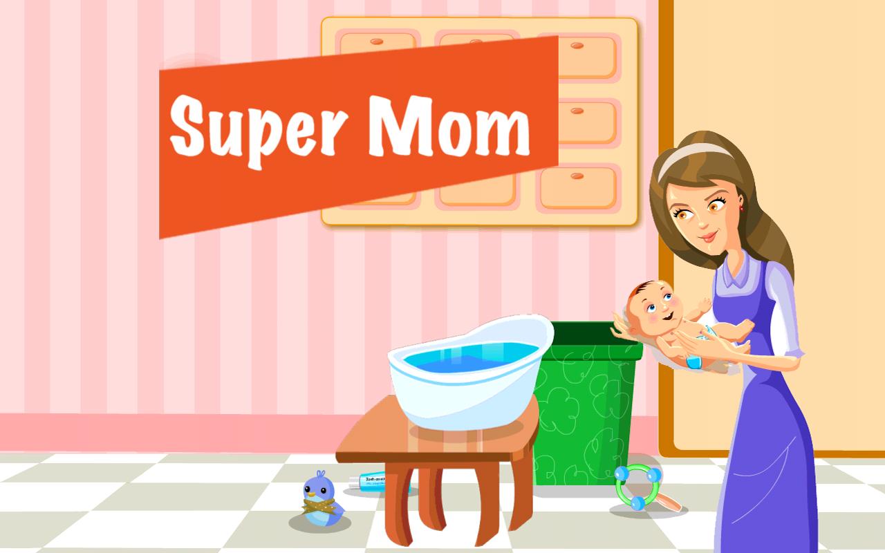 Super mom the game 2 valet parking 2 free online games