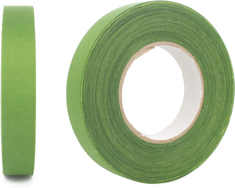 50 m x 2,5 cm perfecta para Lyra Firetoys cinta adhesiva para antena Verde trapecio y otros equipos a/éreos