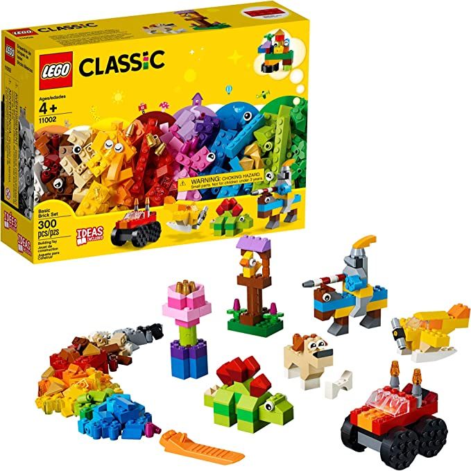 1 x 2 LEGO 6 X Basic Stone Riffelstein White New 2877 Brick White Grille New
