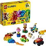 LEGO Classic Basic Brick Set 11002 Building Kit (300 Pieces)