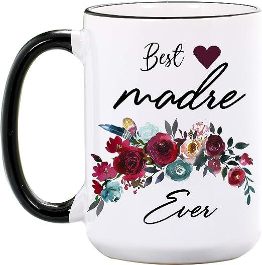 Love Mom Regalo para Hijo de Mother 11 OZ Cup Madre Hijo Gift Taza de caf/é,To My Son To My Son - Love Mom Mug