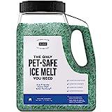 Natural Rapport Pet Friendly Ice Melt - Calcium Chloride Free, Pet Safe Ice Melter, Rock Salt Alternative - Time Release…