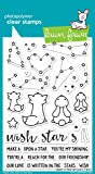 Lawn Fawn LF1407 Upon a star clear stamps