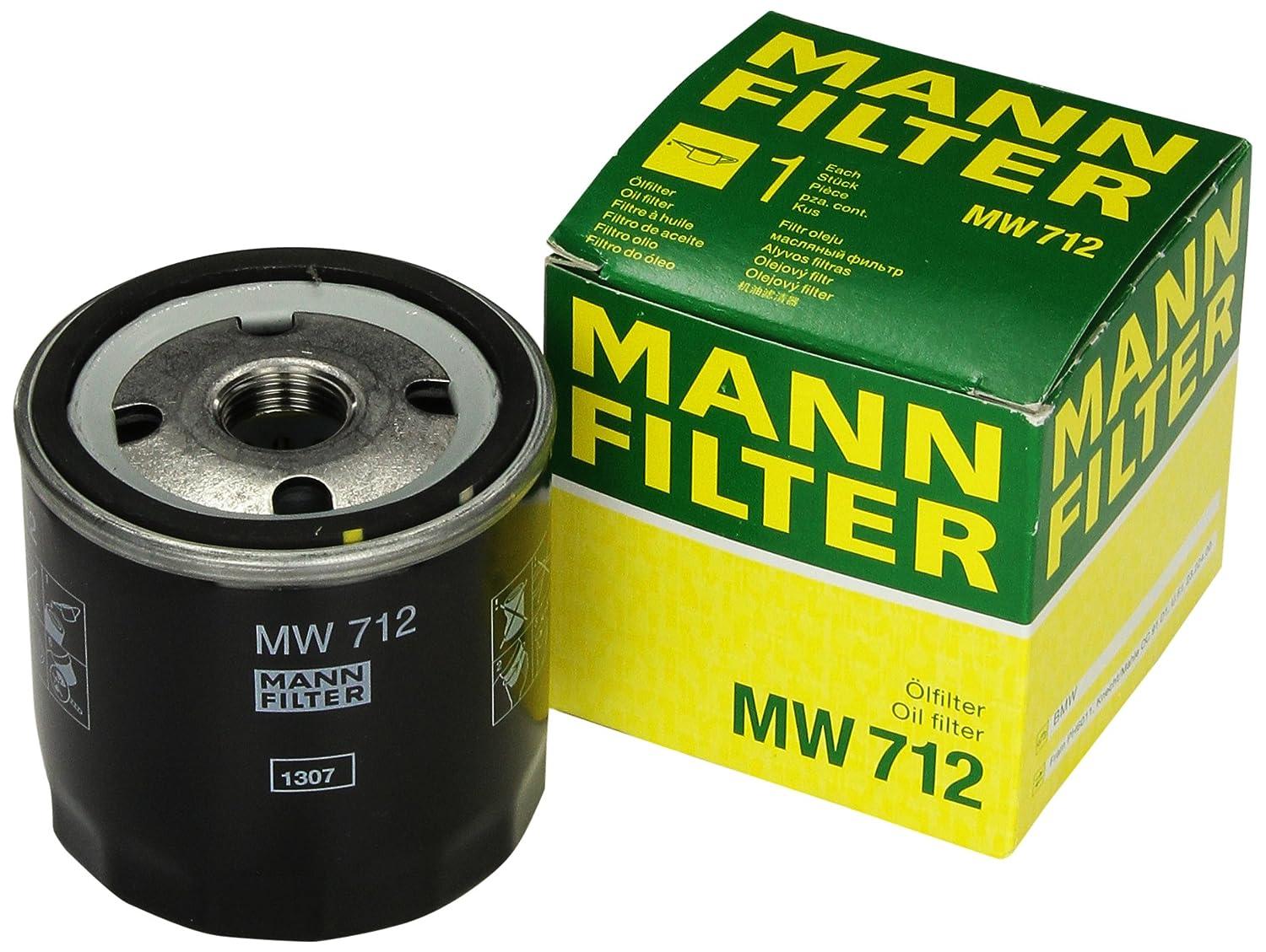 Mann Filter MW712 /Ölfilter