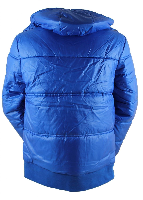 adidas Men's Jacket blue blue Medium