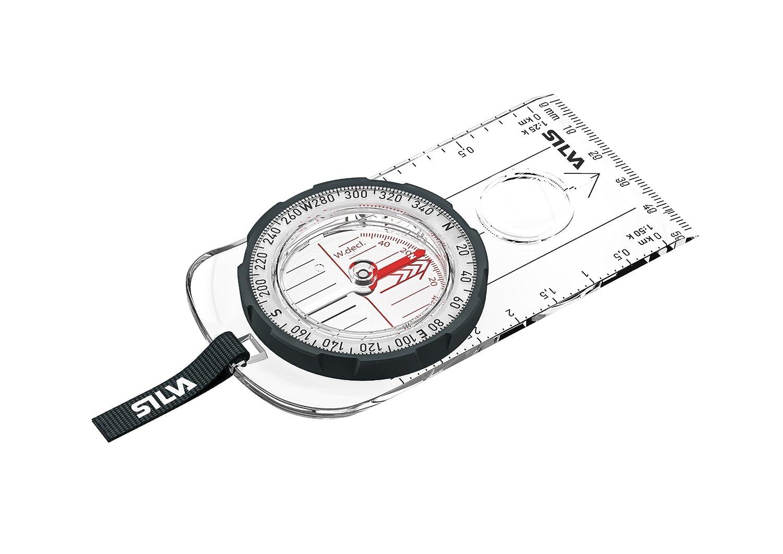 Br/újula Silva 30-0000036985 Compass Ranger Transparente