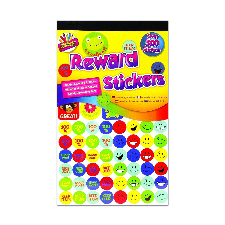 Art Box Reward Stickers OfficeCentre 6811