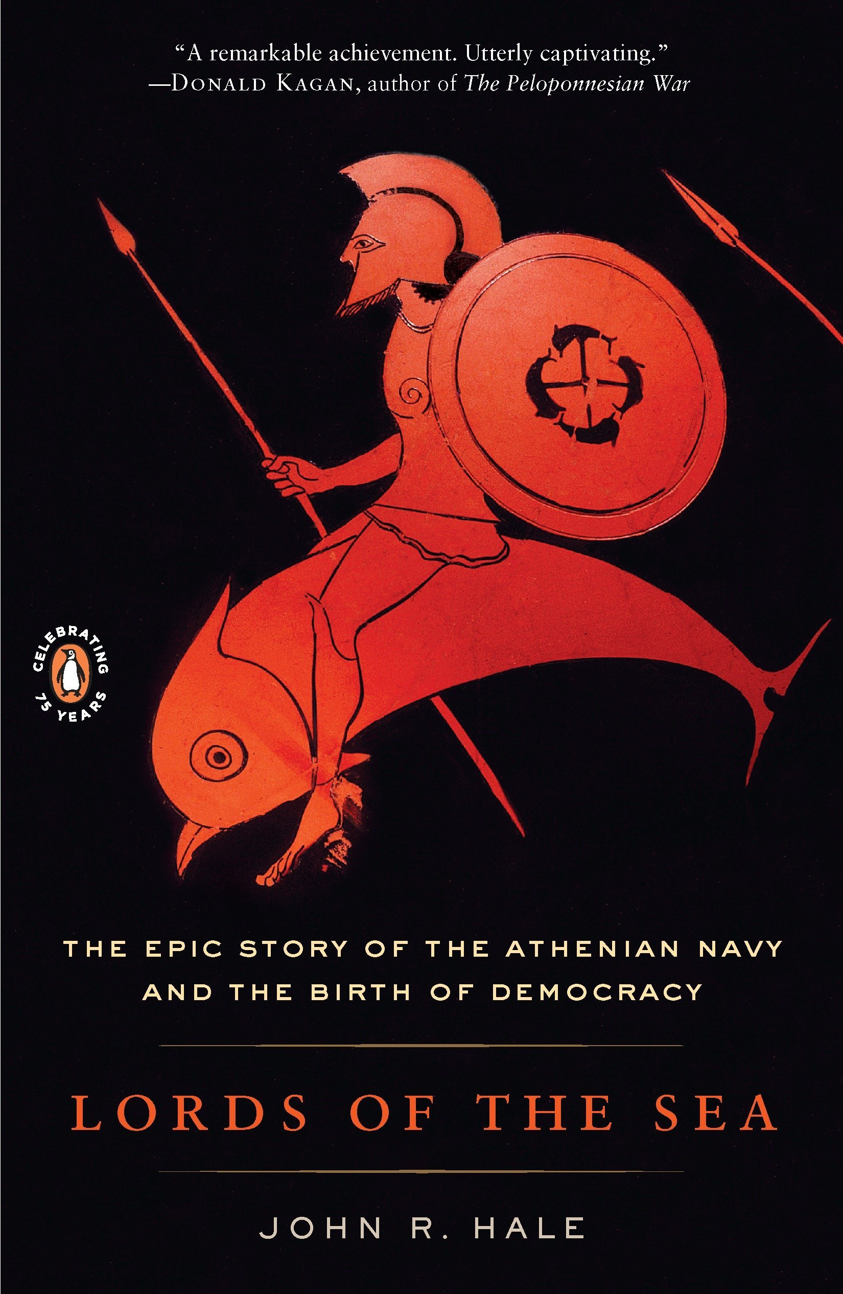 Download Lords of the Sea: The Epic Story of the Athenian Navy and the Birth of Democracy PDF