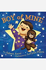 Boy of Mine Board book