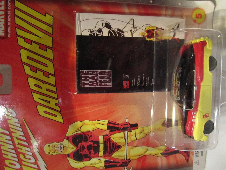 Johnny Lightning Marvel Daredevil #5 Bumongous