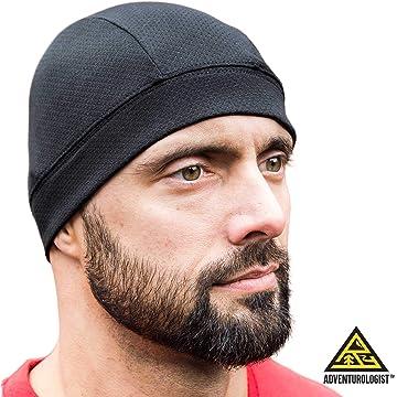 top best SKULL CAP  BLACK