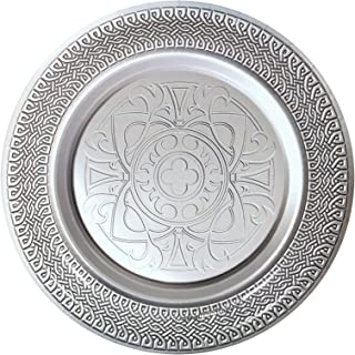 Goth Feast Silver Medieval Dinner Plates (8)  sc 1 st  Amazon.com & Amazon.com | Mikasa Gothic Platinum Dinner Plate 11"|320|320|?|en|2|a8bb466f2e396b34e66a5e350d10e409|False|UNLIKELY|0.360659658908844