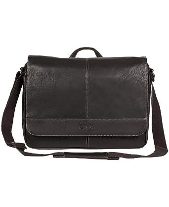 Amazon.com  Reaction Kenneth Cole Risky Business Messenger Bag ... 21c03831af575