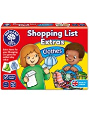 Orchard Toys - Shopping List Booster - Clothes