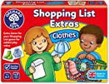 Orchard Toys Shopping List Extras Pack - Clothes Game