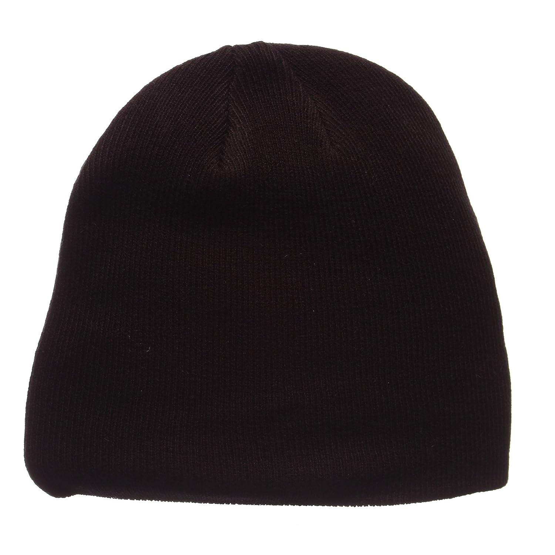 ZHATS Edge Skull Cap NHL Zephyr Cuffless Winter Knit Beanie Toque Hat