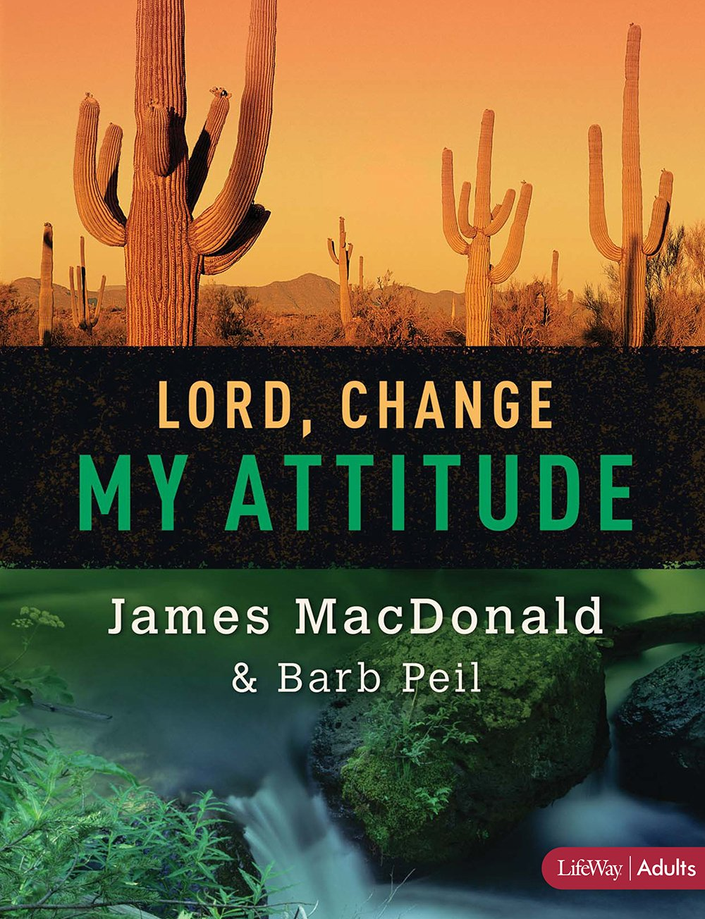 Lord, Change My Attitude - Member Book: Before It's Too Late: James