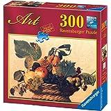 Ravensburger 14031 - Caravaggio La Canestra - Puzzle 300 pezzi Art Collection