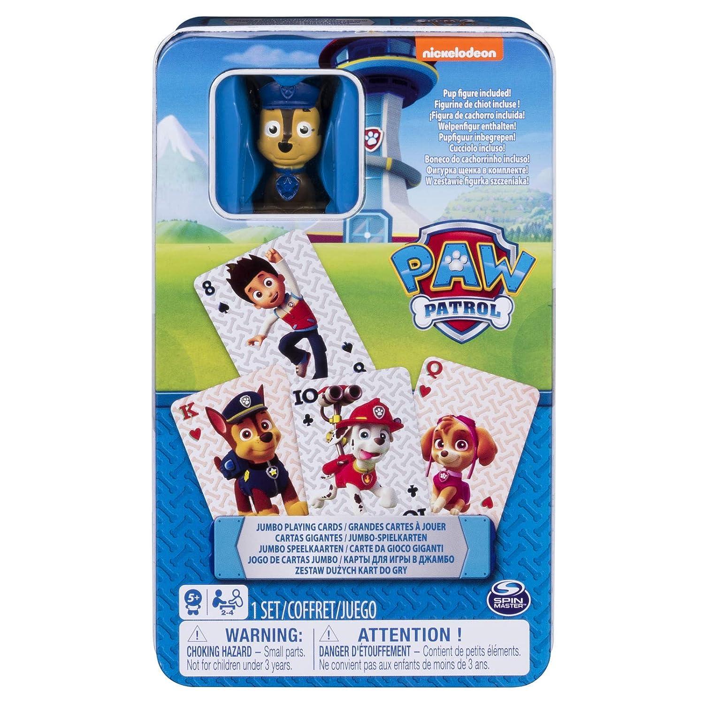 Amazon.com: Cardinal Games 6044336 Nickelodeons PAW Patrol ...