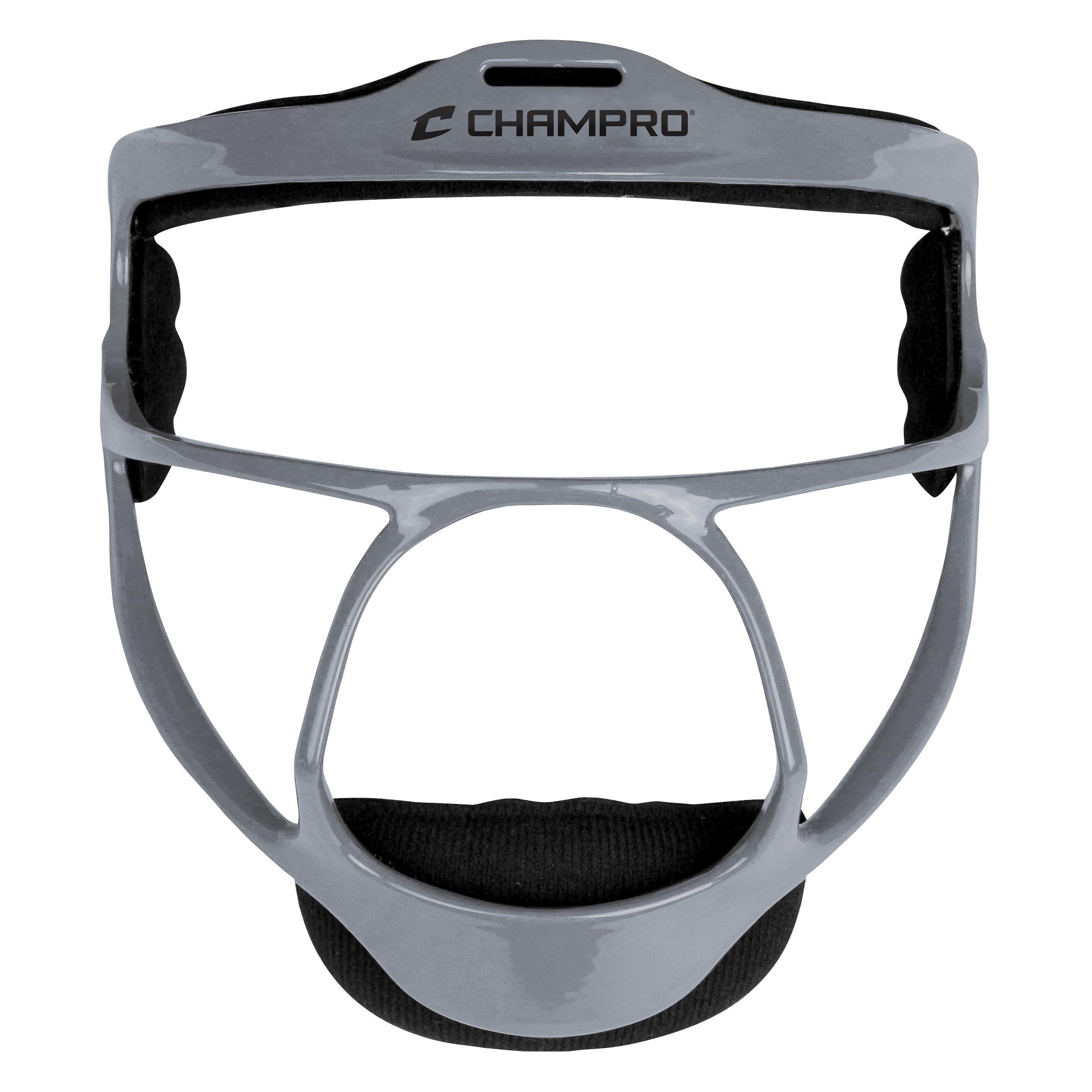 CHAMPRO Rampage Ultralight Softball Fielders Mask by CHAMPRO