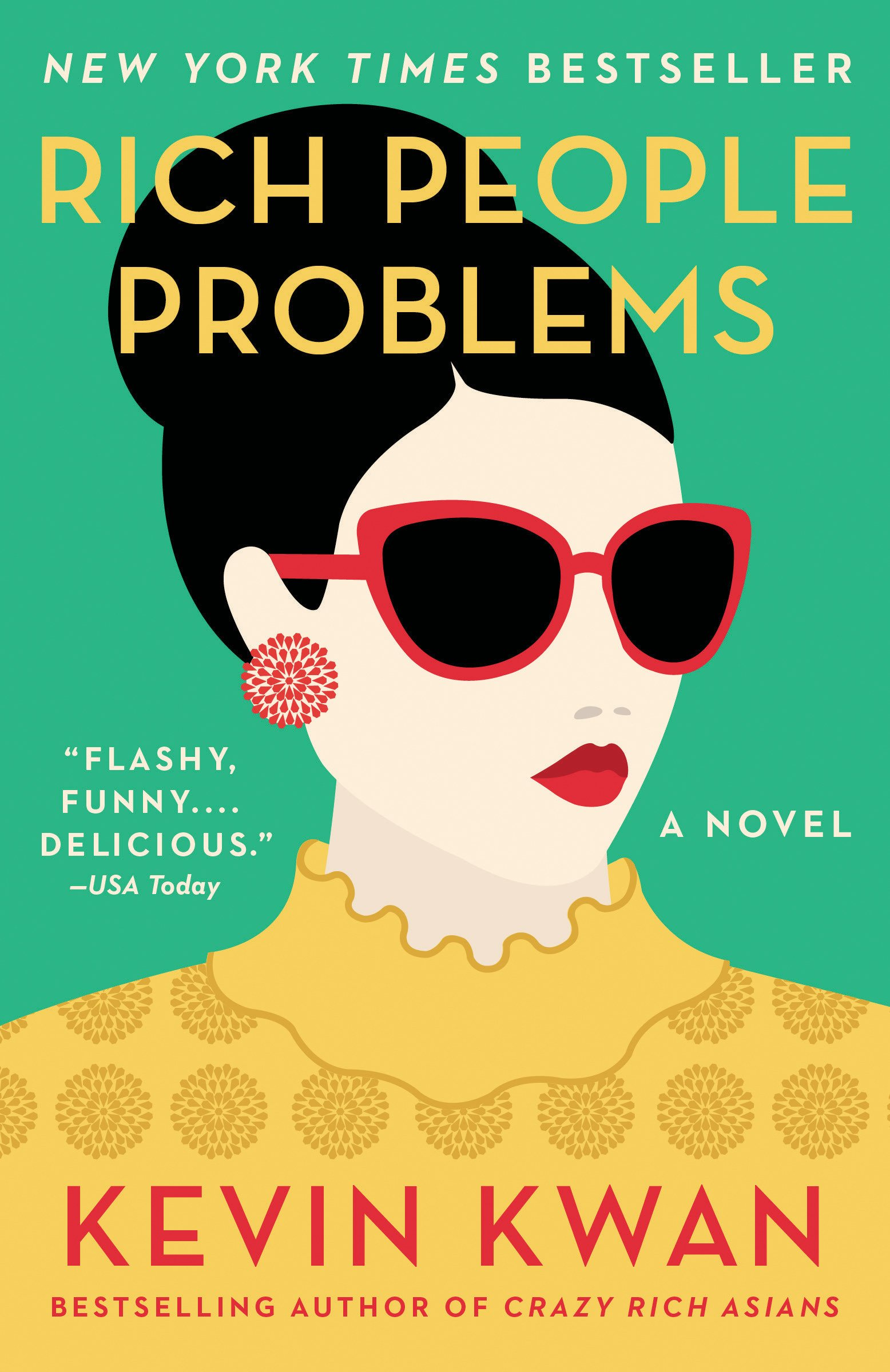 Rich People Problems: A Novel: Kwan, Kevin: 9780385689403: Books - Amazon.ca