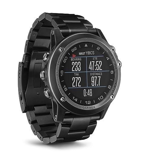 9f269a2ec0d Amazon.com  Garmin D2 Bravo Titanium Pilot Watch  Cell Phones   Accessories