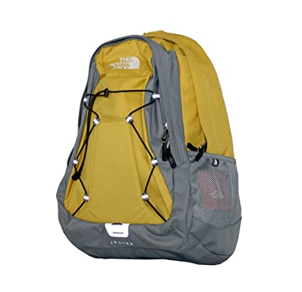68bb538cbb9 Amazon.com: The North Face Womens Jester Laptop Backpack BOOK BAG (Bamboo  Yellow): Computers & Accessories