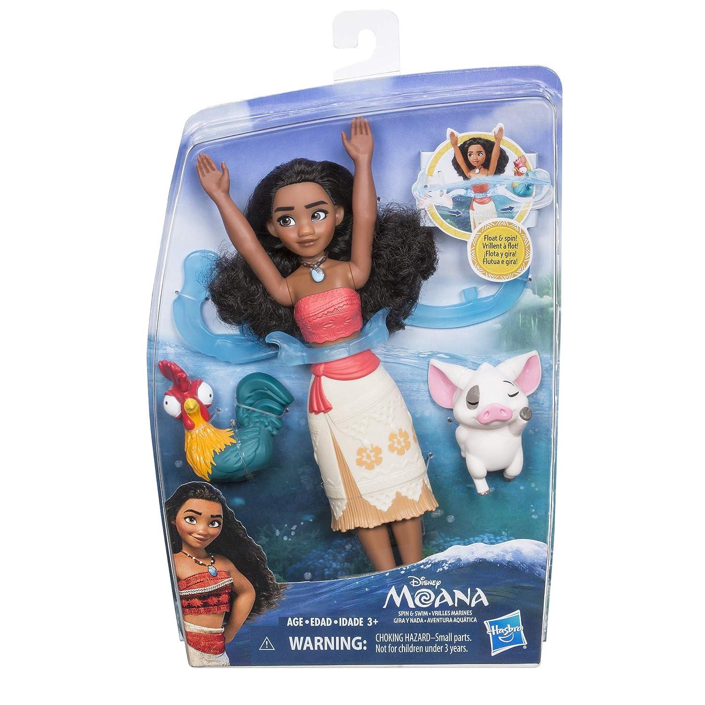 Disney Princess DPR Moana Water Play Hasbro E4028