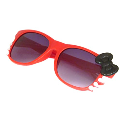 3570e80eb Image Unavailable. Image not available for. Color: HELLO Kitty Style Kids  Baby Children Girl Sunglasses (Age ...