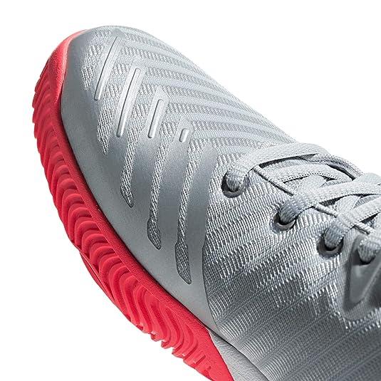 competitive price 7b4e1 07c6b Adidas Barricade 2018 Xj, Chaussures de Tennis Mixte Adulte, Multicolore  (Multicolor 000), 38 23 EU Amazon.fr Chaussures et Sacs