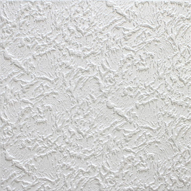 Polystyrene Ceiling Tiles Paris (Pack 96 pcs) 24 sqm White Marbet