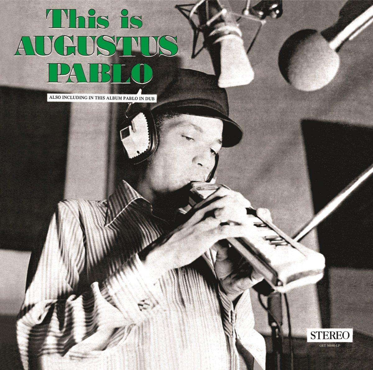 CD : Augustus Pablo - This Is Augustus Pablo (CD)