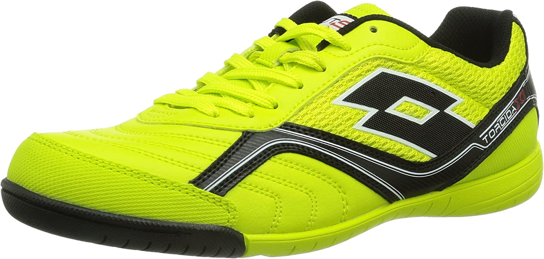 Chaussures de Football gar/çon Lotto Torcida XI Id Jr L
