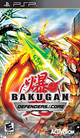 Activision Bakugan Defenders of the Core, PSP - Juego (PSP ...