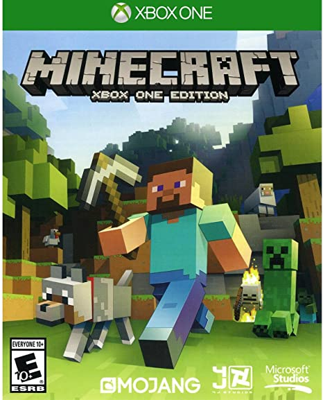 Microsoft Minecraft, Xbox One Básico Xbox One Inglés vídeo - Juego ...