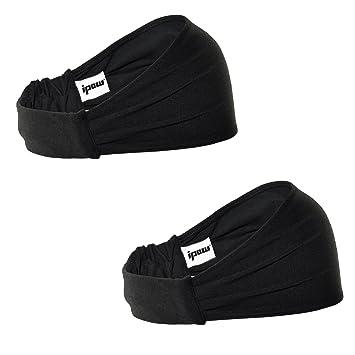 21bfa1d3b3f7d   2er Set   Ipow Sport Stirnband Schweißband elastisch Haarband  atmungsaktiv für Alltag Yoga Joggen -