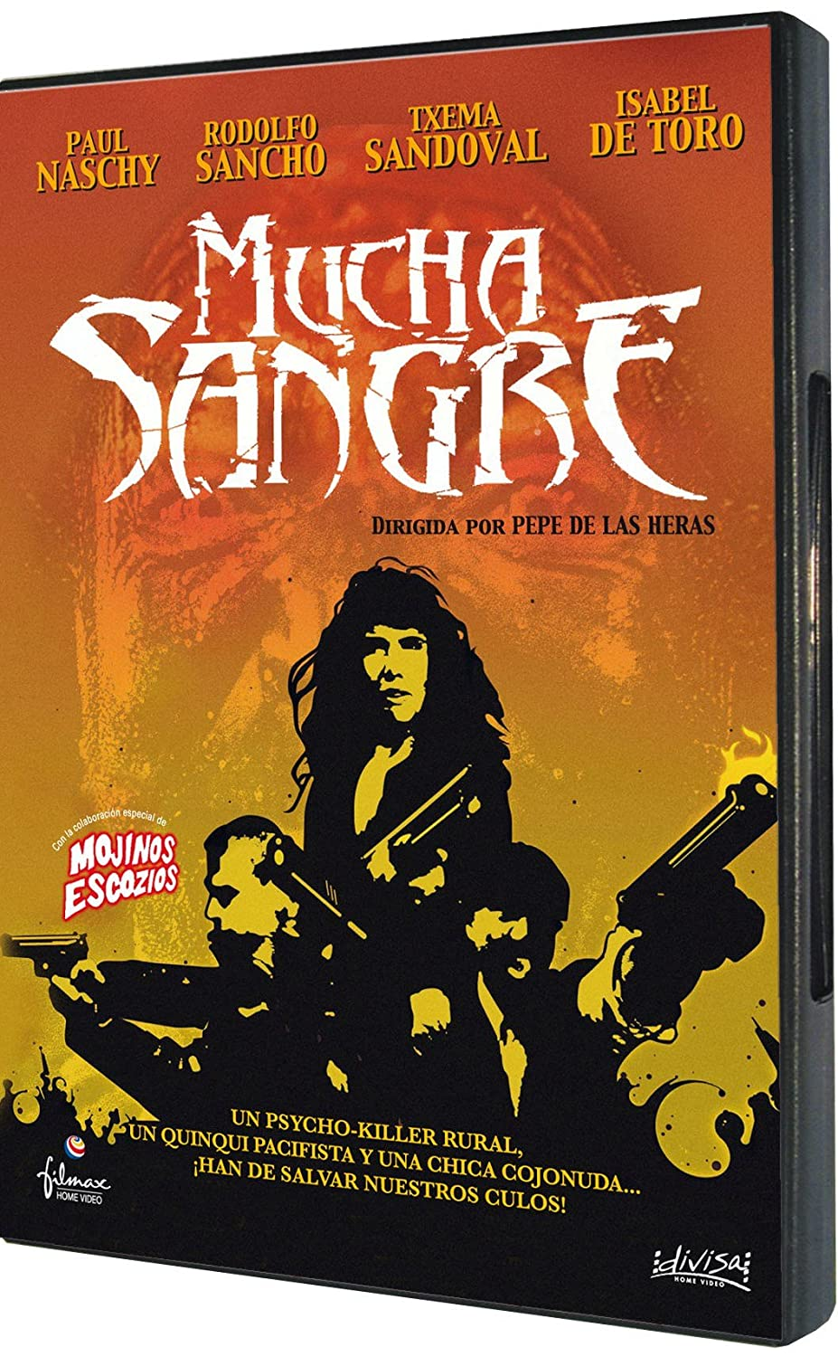 Amazon.com: Mucha Sangre -2002- Spanish Import - Region 2 - PAL: Movies & TV
